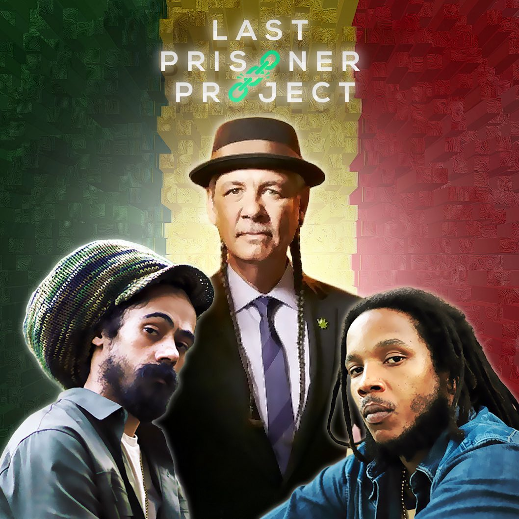 The Last Prisoner Project is deeply honored to have the support of Damian Marley & Stephen Marley joining the advisory board. We'll always strive to manifest the ethics and spirit embodied in the history and music of the Marley family legacy 🇯🇲 ✌🏼